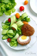 Baked Scotch Eggs small