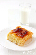 Banitsa with sour cream small