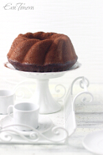 Beer bundt cake small