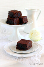 Espresso Cherry Brownies small