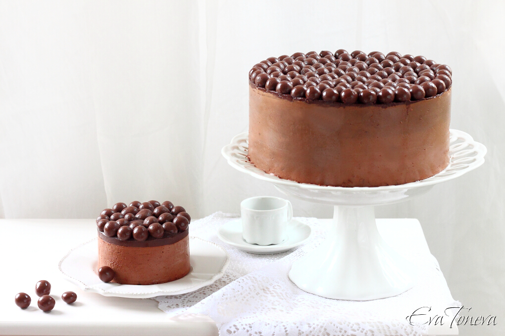 Nutella Layer Cake1