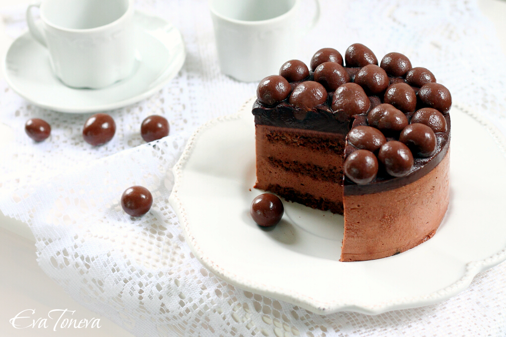 Nutella Layer Cake2