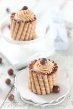 Hazelnut Charlotte small